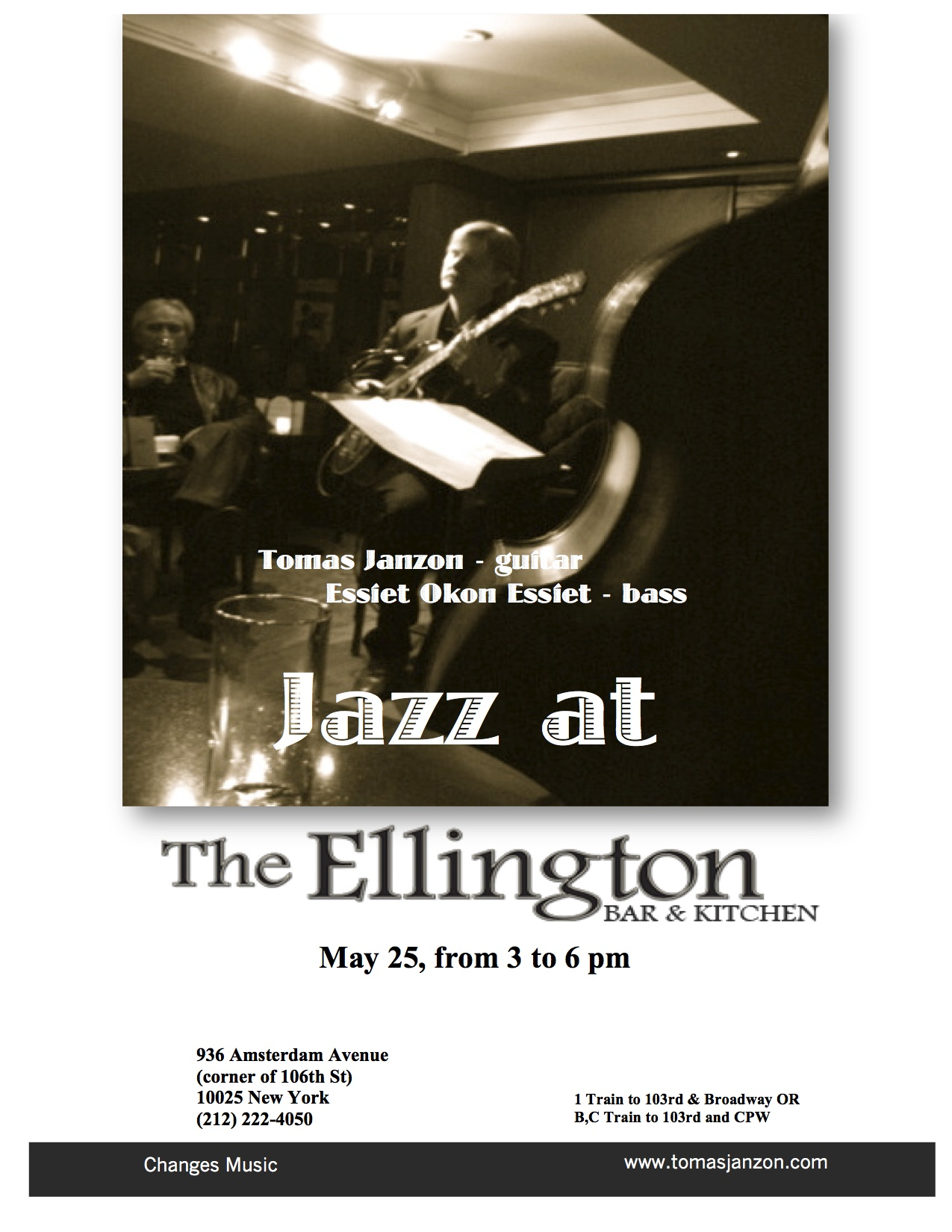 Jazz at the Ellington